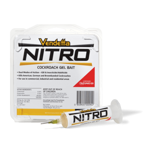 Vendetta Nitro with Tube Product Image