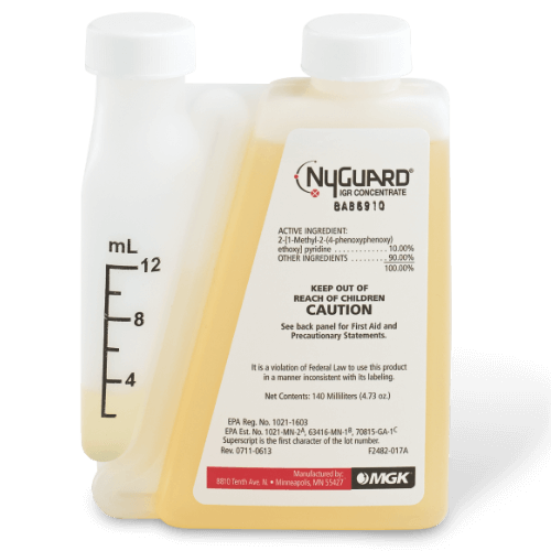 NyGuard® IGR Breaks the Life Cycle of Tough Pests | MGK