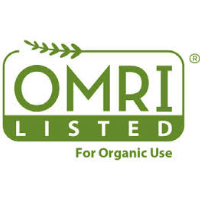 Omri Listed for organic use logo