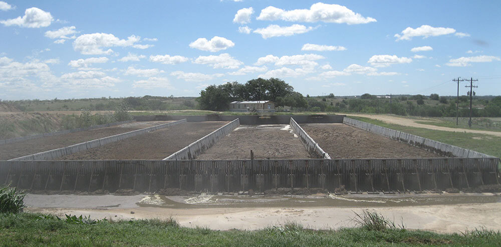 IPM Blog - Animal Production Facility Sewage Lagoon
