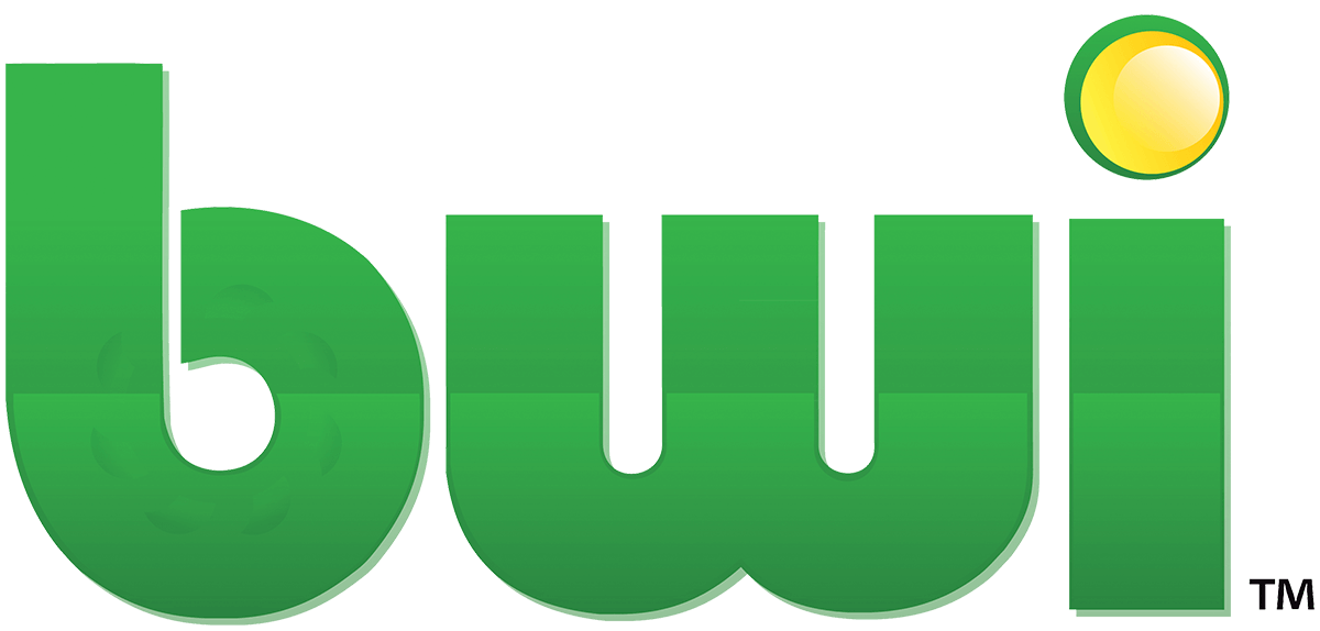 BWI Logo - green
